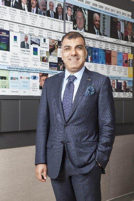 Türkonfed'in Brüksel Temasları Başlıyor