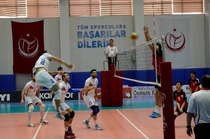 Palandöken Belediyesi, Genç Kafkars'a Şans Tanımadı: 3-0