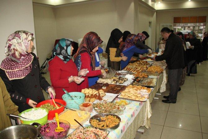 Kur'ân kursu öğrencileri birlik beraberlik kahvaltısında buluştu
