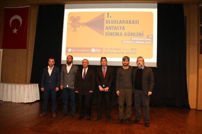 Antalya Sinemaya Doydu