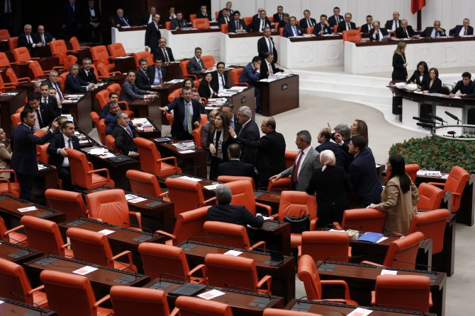 Erdoğan'ın sözleri TBMM Genel Kurulu'nu karıştırdı
