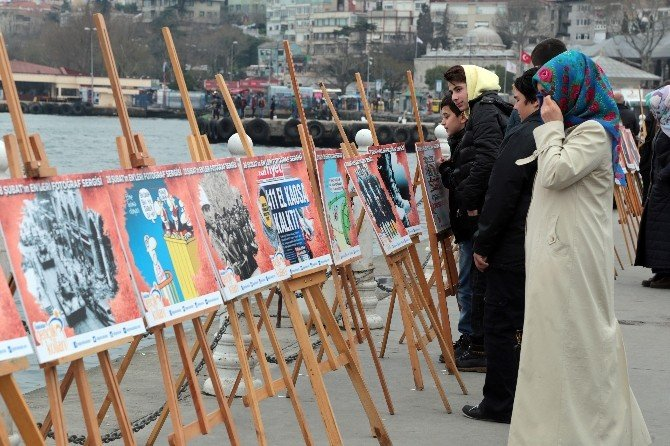 AK Parti Gençlik Kolları'ndan İlginç 28 Şubat Etkinliği