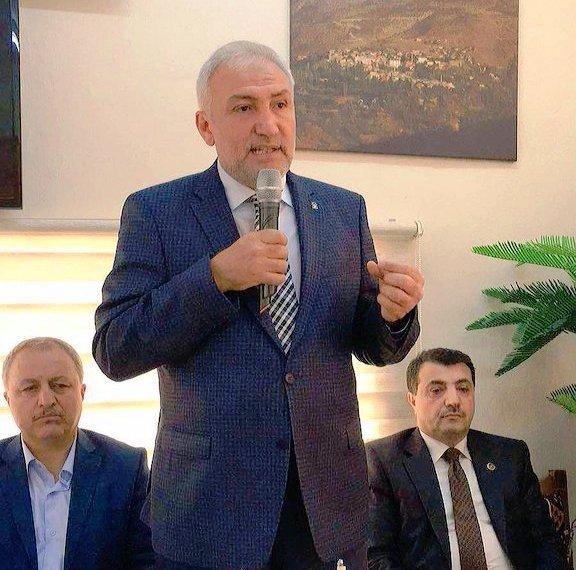 """AK Parti Malatya İl Başkanı Kahtalı: """"Benim Hayatımda Gördüğüm En Çirkin Ve Korkunç Olay"""""""