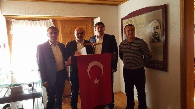 Atatürk'ün Ata Evine Ziyaret