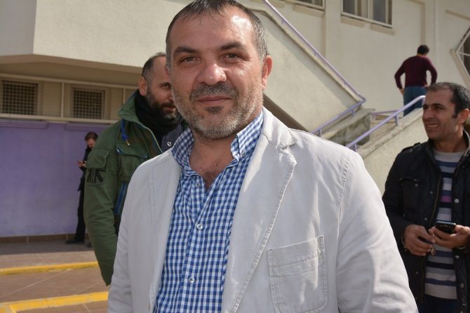 Başkan Aydın: Hakem haksızlık yapınca ona kafa attım