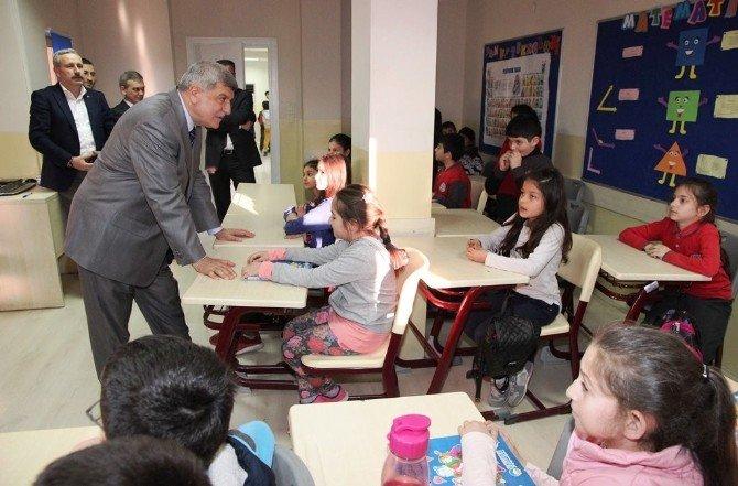 Başkan, ''En Büyük Eseriniz İyi Yetiştirilmiş Çocuklar Olsun''