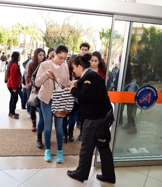 Muratpaşa Belediyesi YGS Deneme Sınavı Yaptı