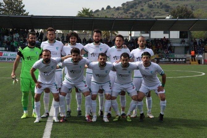 Bodrumspor 5-1'lik Skorla Coştu
