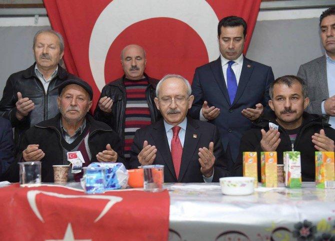 Kılıçdaroğlu, şehit babasının hacca gitme isteği üzerine talimat verdi