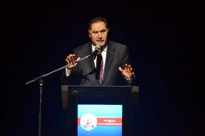 """Şeref Malkoç: """"Erbakan Hoca, 'Yahudiye Asker Yetiştirirsiniz, Göndermeyin' Derdi"""""""