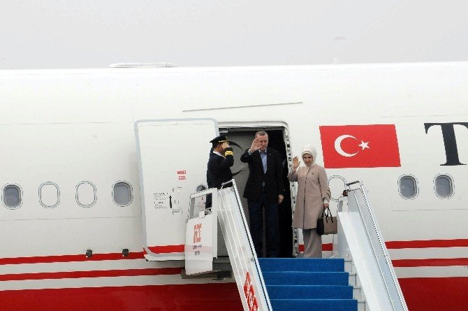 """Cumhurbaşkanı Erdoğan: """"Suriye'nin Kuzeyinde Terörist Koridoruna İzin Vermeyeceğiz"""""""