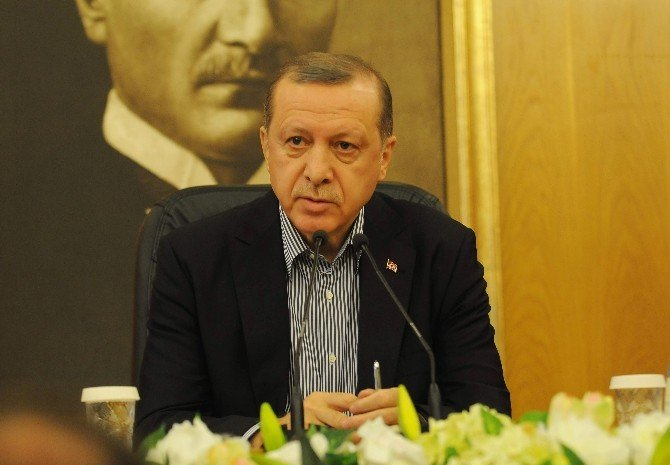 """Cumhurbaşkanı Erdoğan: """"Anayasa Mahkemesi Kararına Uymuyorum, Saygı Da Duymuyorum"""""""