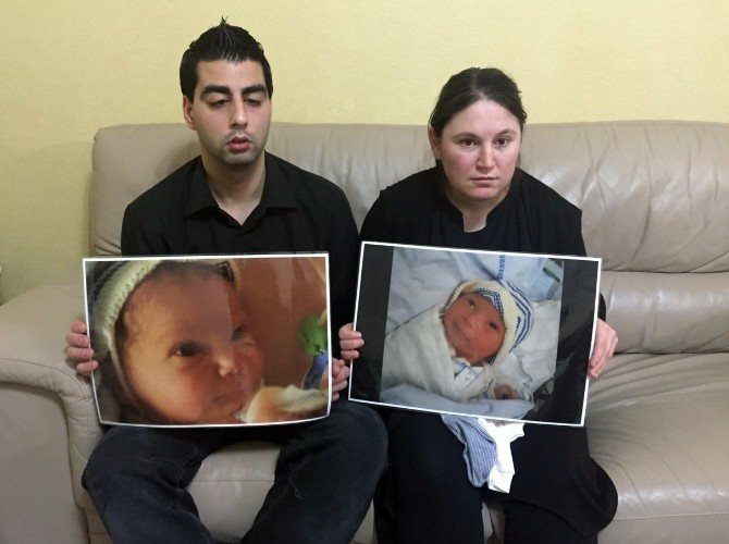 Danimarka'da Öztürk Ailesinin Bebeğine Doğar Doğmaz El Konuldu