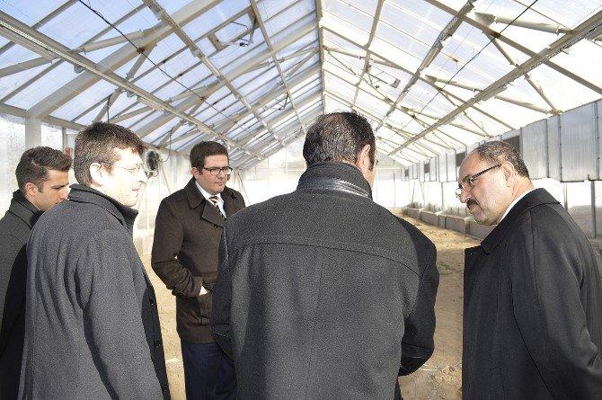 Erzurum'daki 'DAP-çiftçi Eğitim Merkezi'nde Sona Gelindi