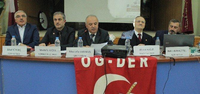 Elazığ'da Prof. Dr. Necmettin Erbakan Anıldı