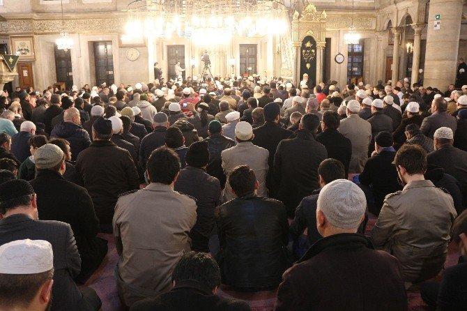Necmettin Erbakan Eyüp Sultan Camii'nde Dualarla Anıldı