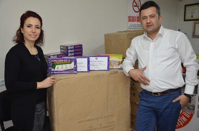 Eskişehir'deki Okullara Zeka Oyunu Hediye Edecek