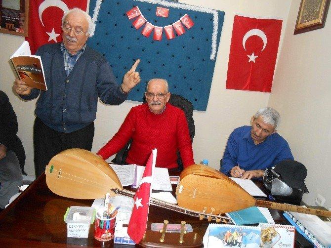Eşyoder Üyeleri Baharı Şiir Ve Türkülerle Karşıladı