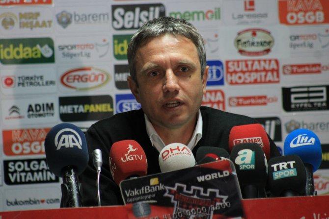 Mutlu Topçu: Galatasaray karşısında kritik bir galibiyet aldık