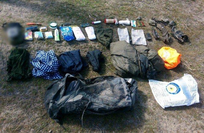 Iğdır'da PKK'ya Ait 2 Sığınak Tespit Edildi