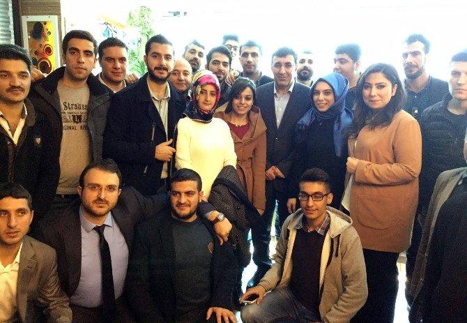 """Kalkınma Bakanı Cevdet Yılmaz: """"Gençler Heba Ediliyor"""""""