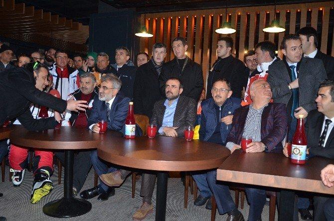 Bünyan Gilaburusu Erciyes'in Zirvesinde Tanıtıldı