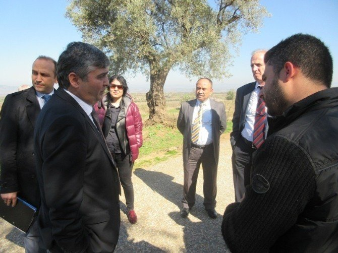 Ahmetli, Büyükşehir'le Kalkınacak