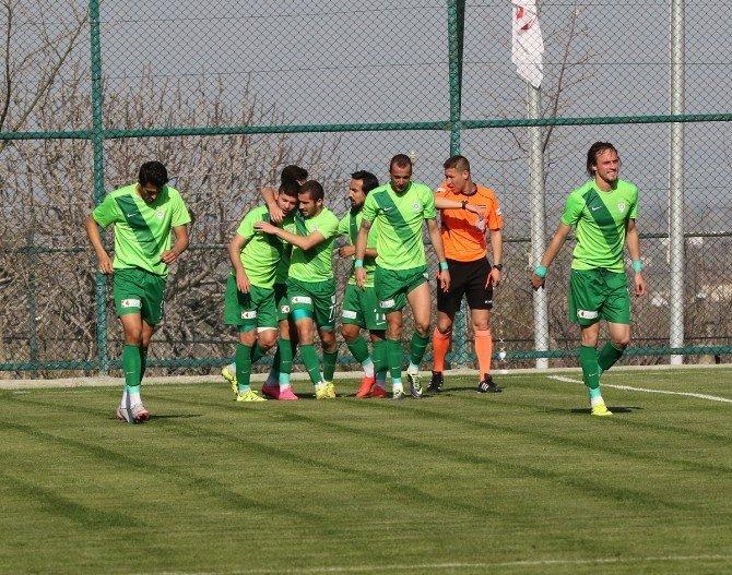 Manisa Büyükşehir, Kemerspor'a Karşı Sonradan Açıldı