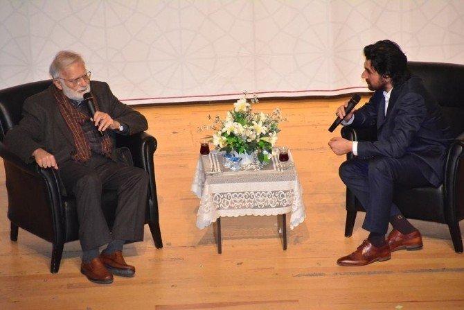 Kütahya'da Medeniyet Sohbeti