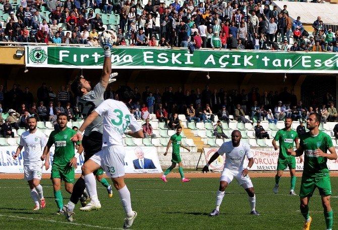 Muğlaspor Bornova Engelini 2 Golle Aştı