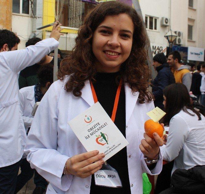 Tıp Öğrencilerden Anlamlı Etkinlik