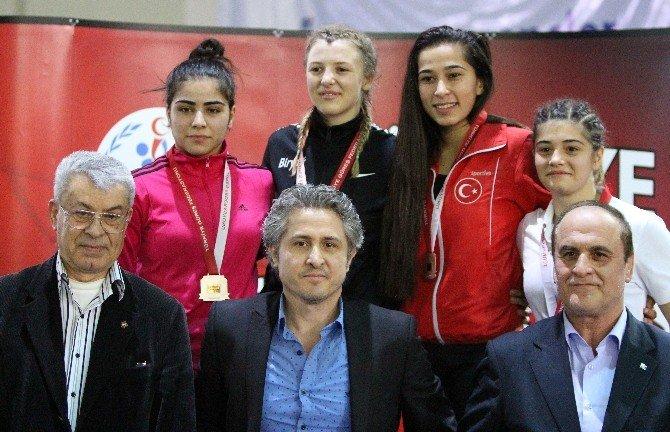 U23 Güreş Şampiyonası Sona Erdi