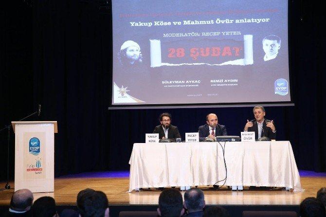 28 Şubat'ın Tanığı Gazeteciler Süreci Anlattı
