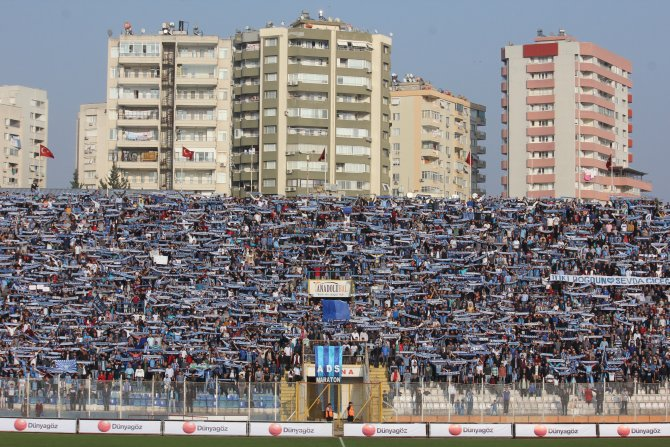 Adana Demirspor: 1 - Multigroup Alanyaspor: 1