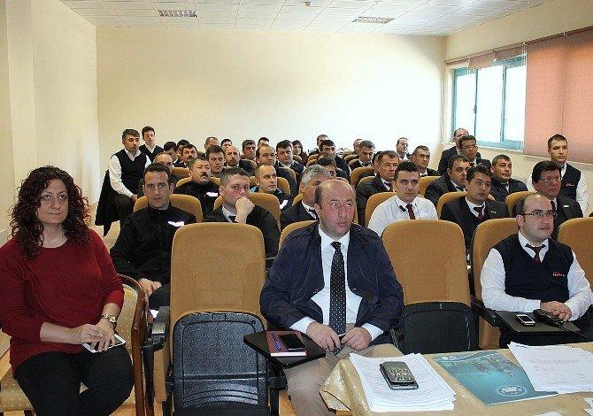 Samulaş 2015 Yılı Performans Değerlendirme Toplantısı Yapıldı