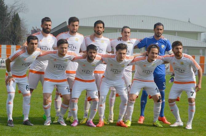 Erzin Belediyespor'dan Arşinspor'a farklı tarife
