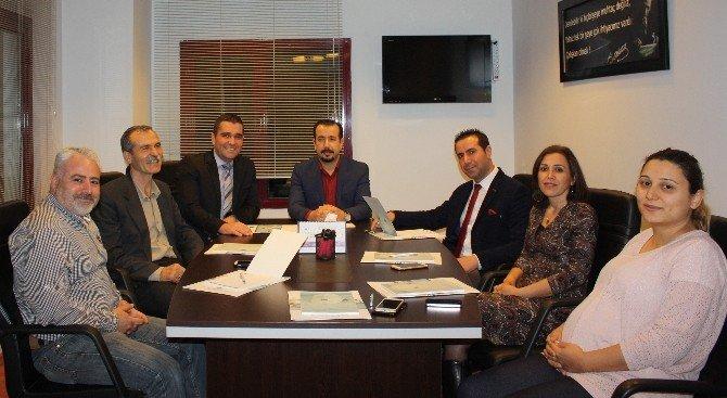 H. Çağdaş Kaya, İMO Adana Şube Başkanı Oldu
