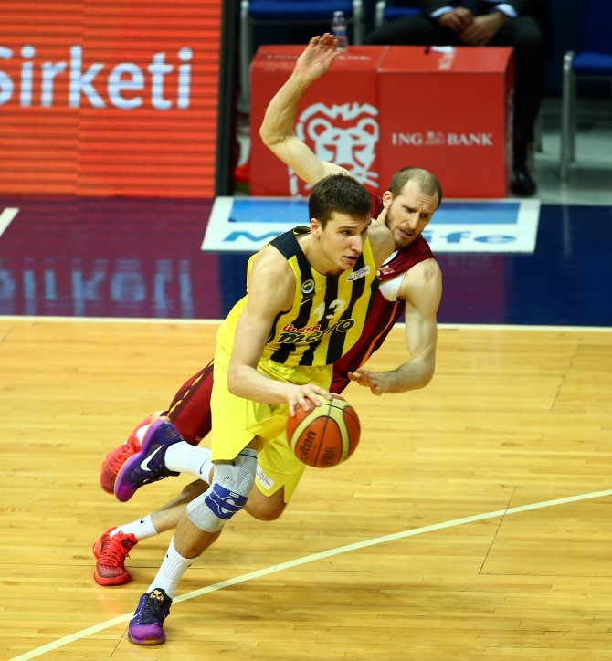 Fenerbahçe: 77 - Galatasaray Odeabank: 68