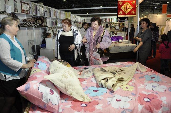 Türk tekstili, Kazakistan fuarı ile çıkış arıyor