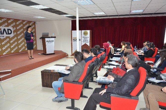 Toplam Kalite Yönetimi Ve ISO 9000 Kalite Yönetimi Sistemi Anlatıldı