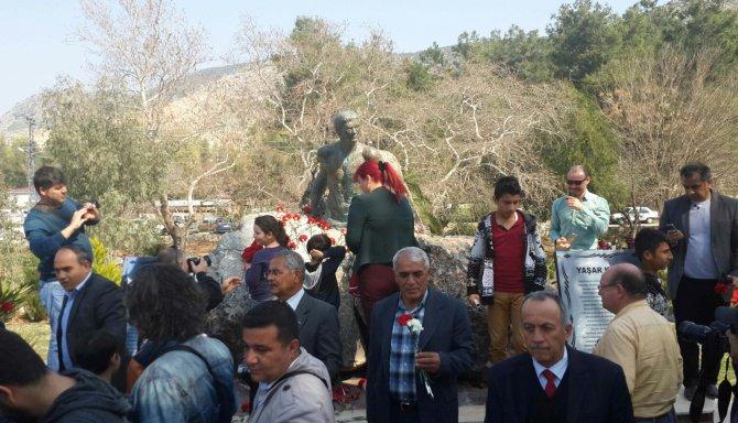 Yaşar Kemal, ölümünün birinci yılında doğduğu köyde anıldı