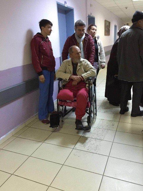 Ahmet Amcanın Yüzü Yunusemre'yle Güldü