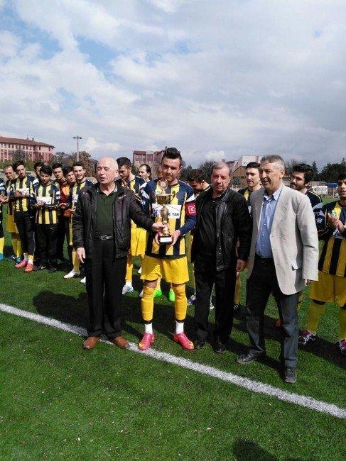 1.amatör Küme Play-off 3. Hafta Maçları Gediz'in Ev Sahipliğinde Yapıldı