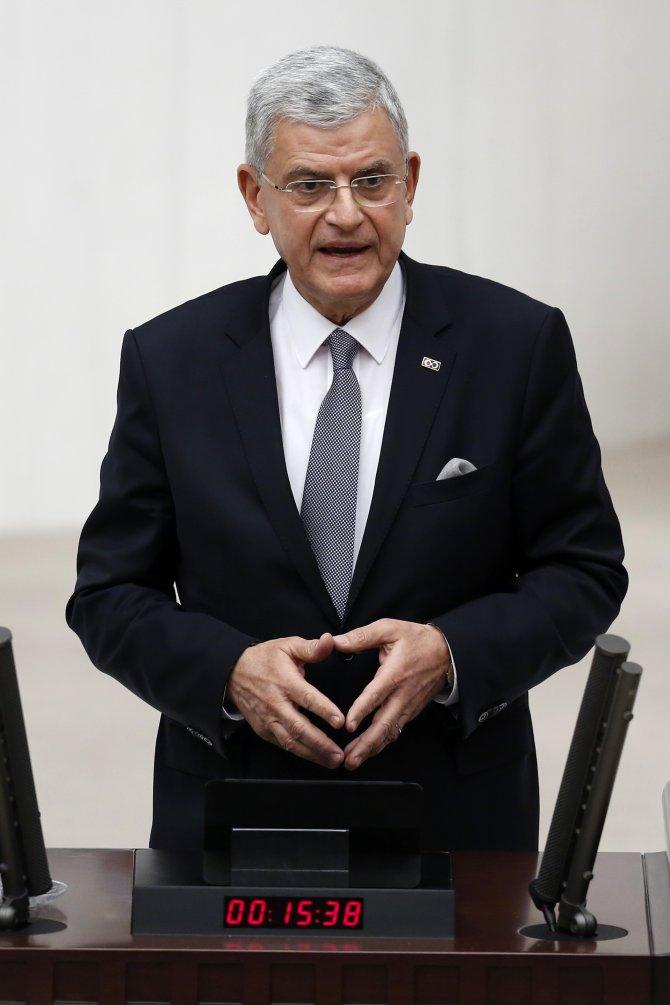 AB Bakanı Bozkır: İllegal göç dünyada 6 milyar liralık bir ekonomidir