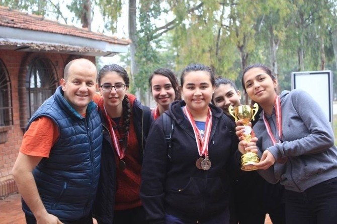 Adana'da Okullararası Gençler Oryantiring İl Birinciliği Tamamlandı