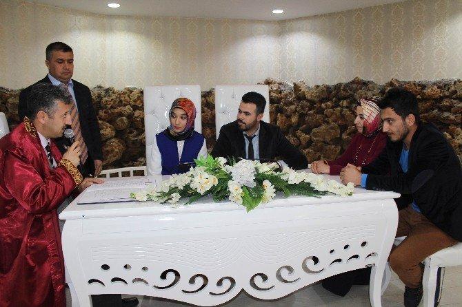 29 Şubat'ta Nikah Sayısı Dibe Vurdu