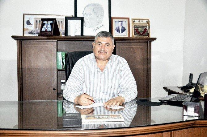 Başkan Turanlı, Septoria Hastalığı'na Dikkat Çekti