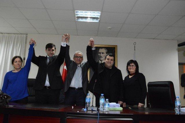 Akçakoca Turizm Derneği'nin Kongresi Yapıldı