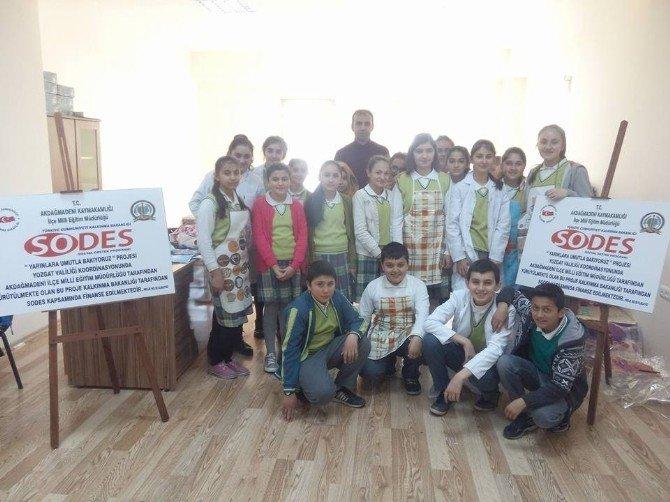 Akdağmadeni İlçe Milli Eğitimin Sodes Projesi Devam Ediyor