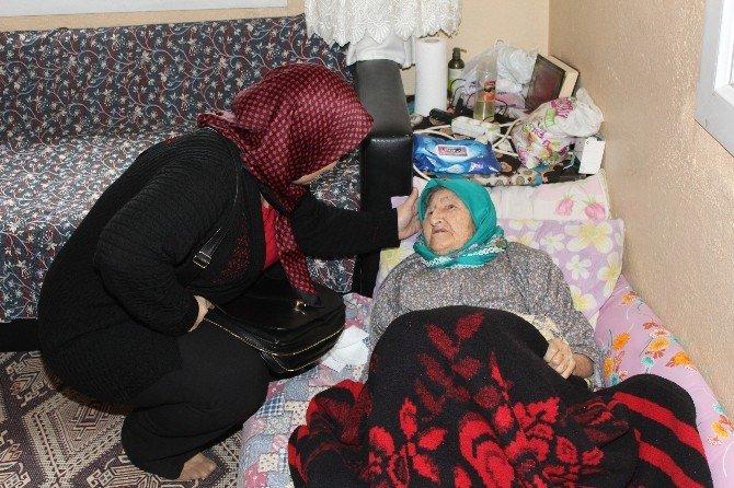 Fatma Ildız'a Başkan Karaçoban Sahip Çıktı